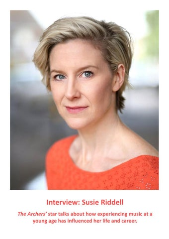 Page 40 of Interview: Susie Riddell