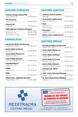 Page 19 of MATARÓ