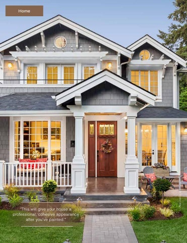 Page 30 of How to Paint the Exterior of your Home