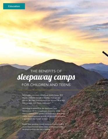 Page 38 of Benefits of Sleepaway Camp