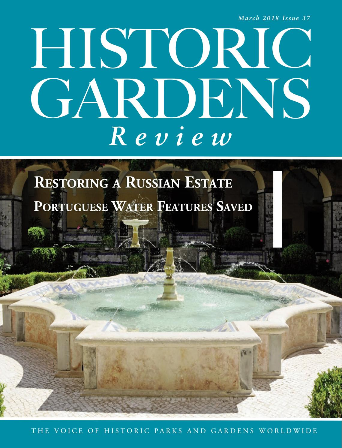 Historic Gardens Review By Historic Gardens Foundation Issuu