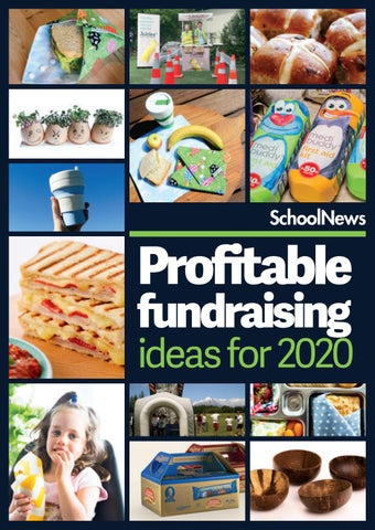 2020 School News Funraising Ideas Supplement