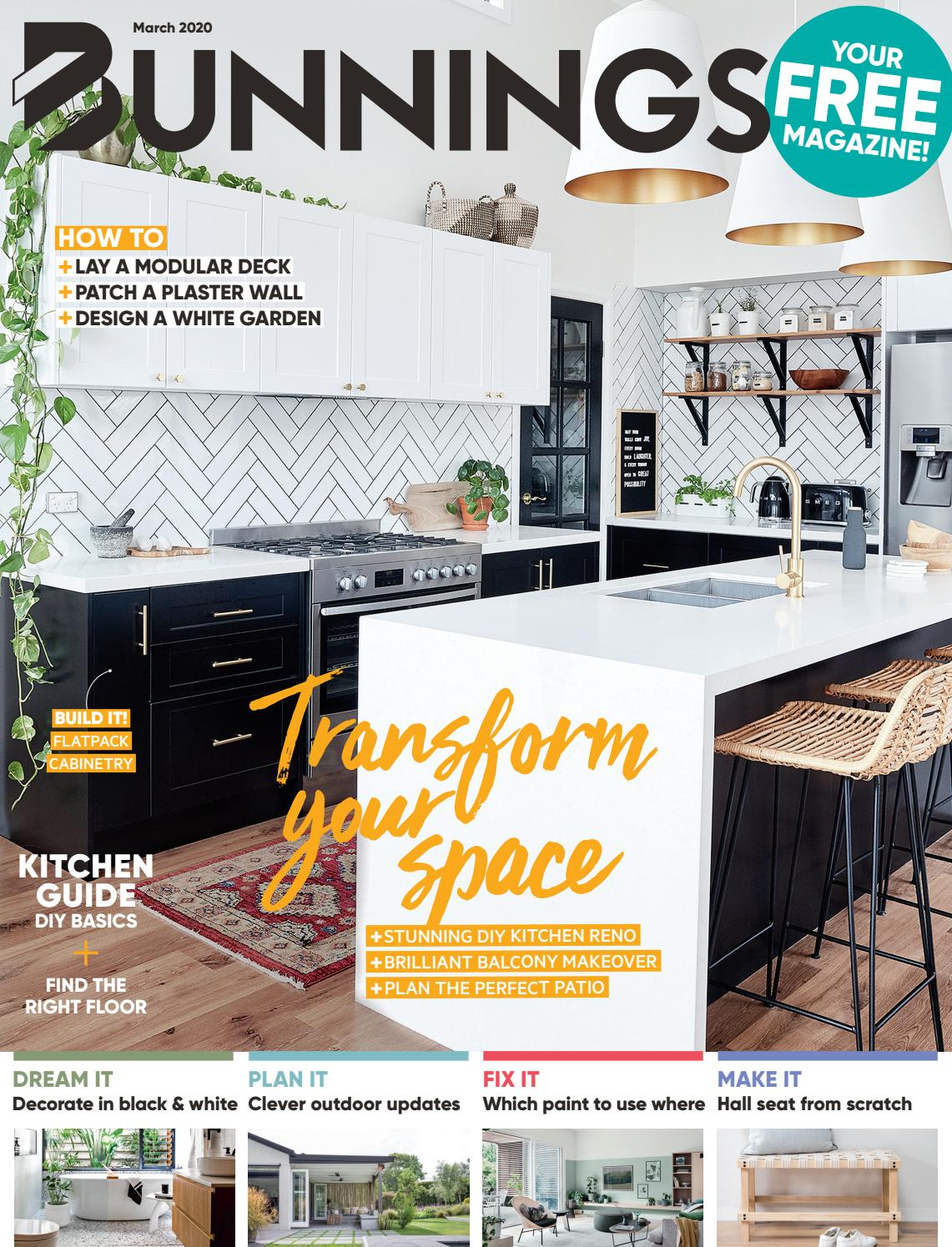 Bunnings Magazine March 2020 By Bunnings Issuu