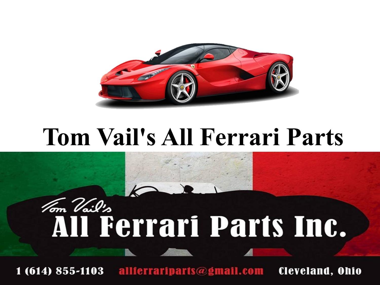 Tom Vail S All Ferrari Parts By Tom Vail S All Ferrari Parts Issuu