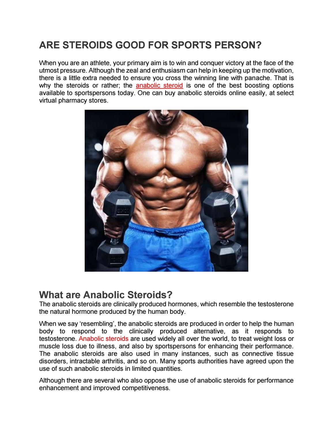 Why steroids are good for sports windstone gold dragon hatcing