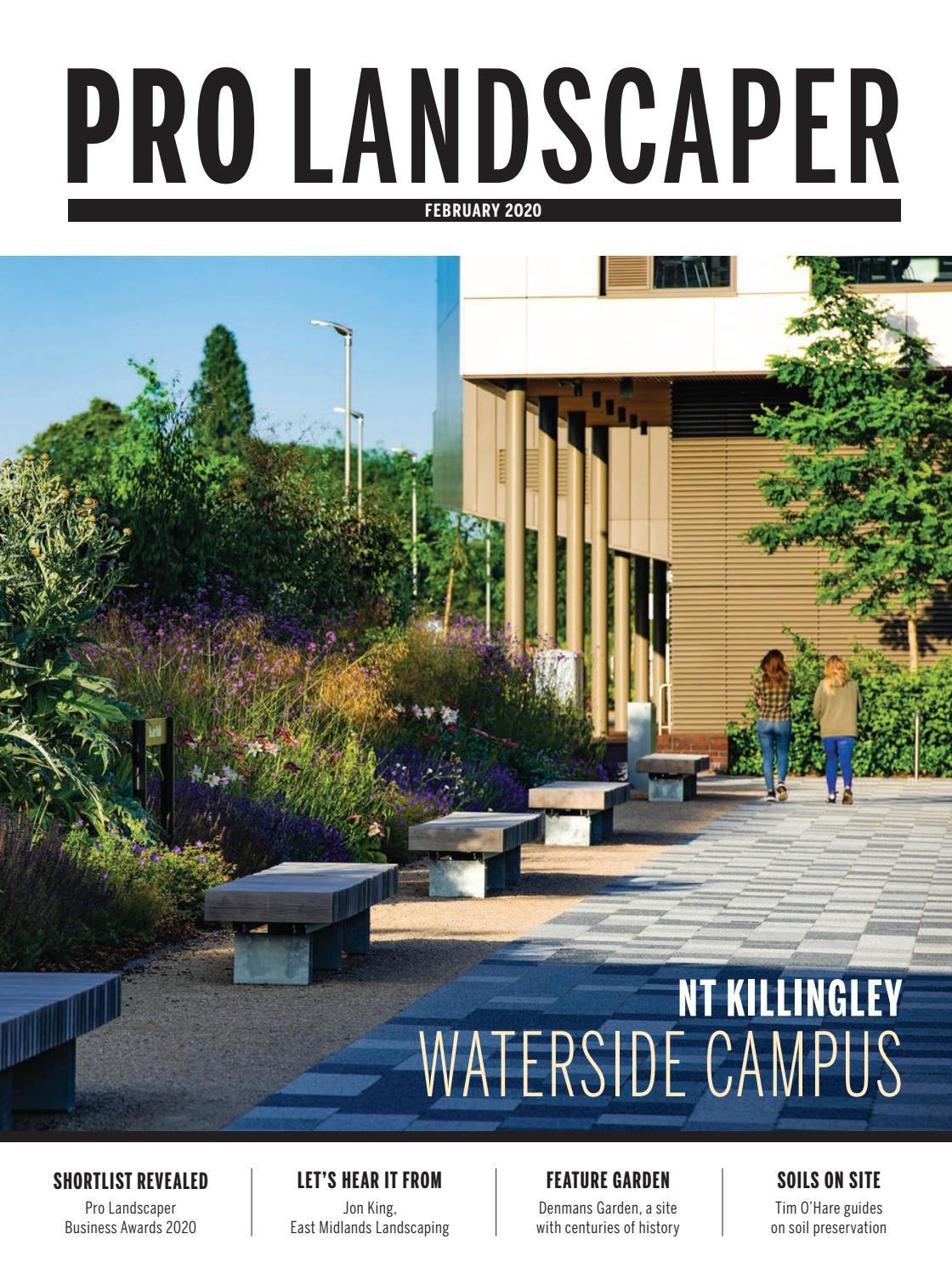 Pro Landscaper February 2020 By Eljays44 Issuu