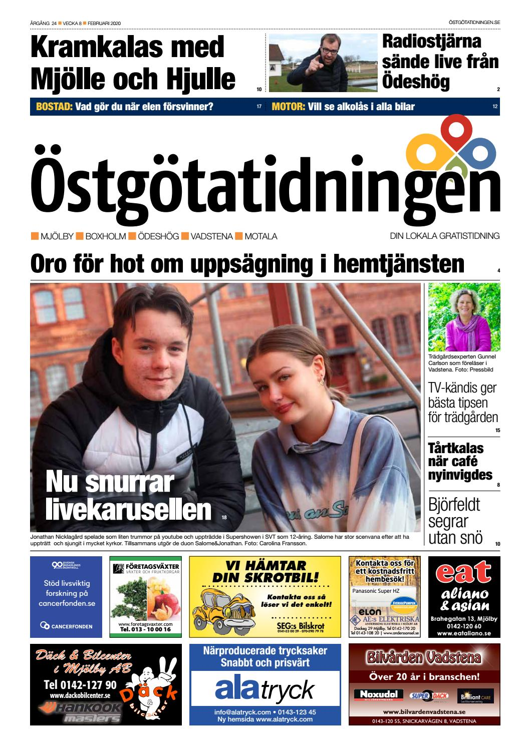 Gotland Kvinna Sker Man Mellan 30 Och 50 Mjlby