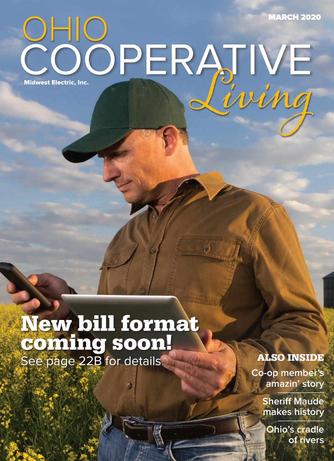 Ohio Cooperative Living March 2020 Midwest By Ohio Cooperative Living Issuu