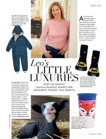 Page 43 of LEO'S LITTLE LUXURIES