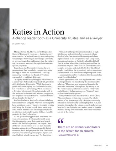 Page 25 of KATIES IN ACTION