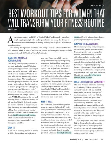 Page 27 of Best Workout Tips