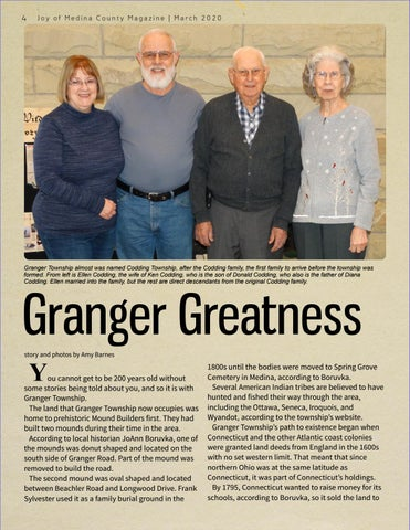 Page 4 of GRANGER GREATNESS