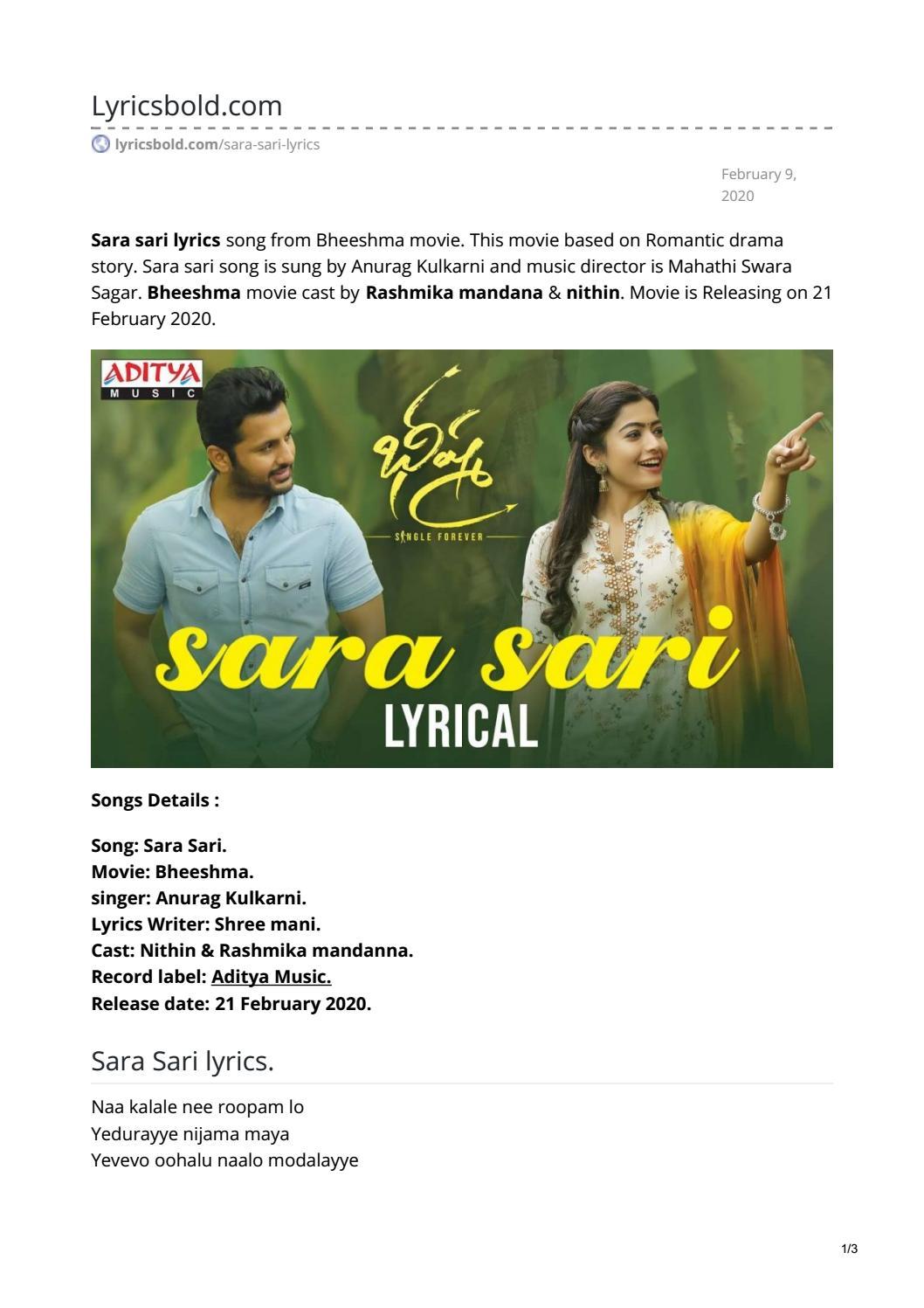 Pachtaoge Lyrics By Swarajsirsat123 Issuu