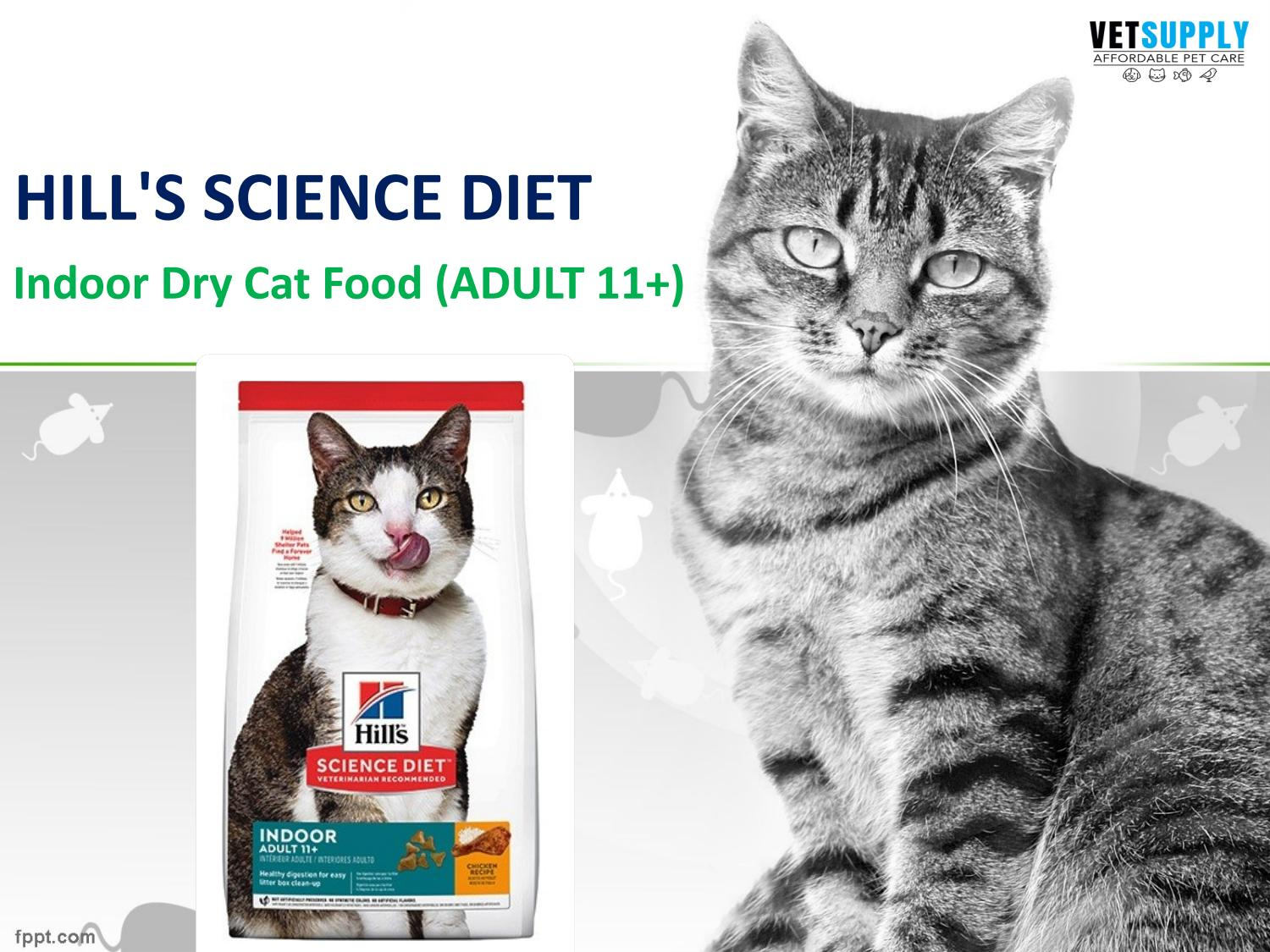 hills science diet indoor dry cat food