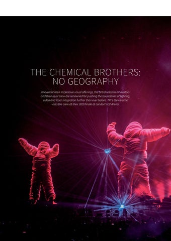 Page 32 of THE CHEMICAL BROTHERS: NO GEOGRAPHY
