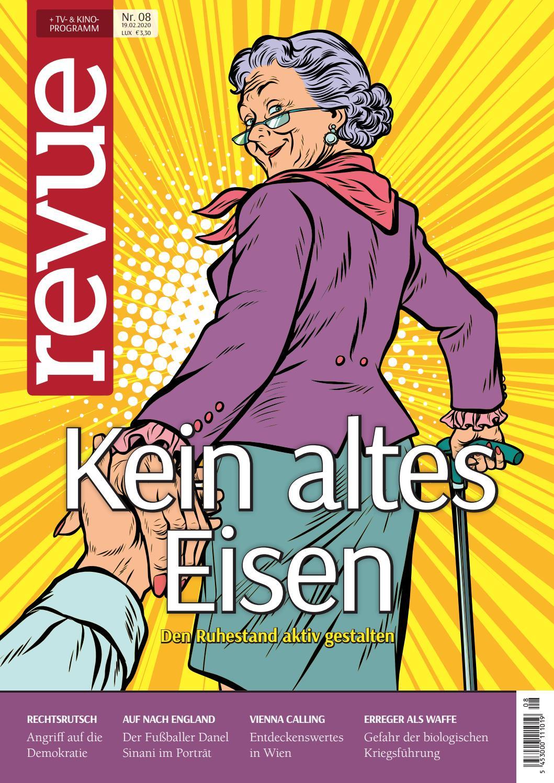 Revue 2020 08 By Revue De Magazin Fir Letzebuerg Issuu