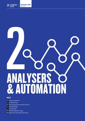 Page 24 of Analysers and automation