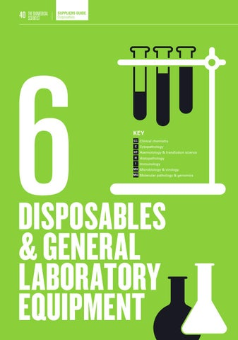 Page 40 of Disposables and general laboratory equipment