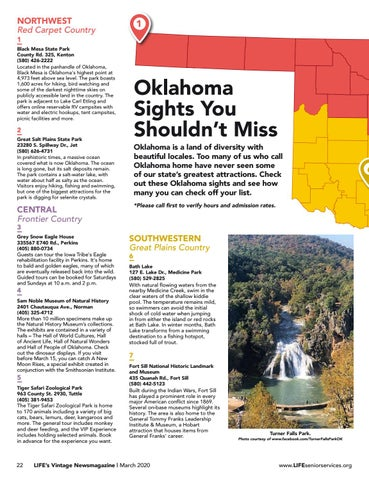 Page 22 of Oklahoma Sights You Shouldn't Miss