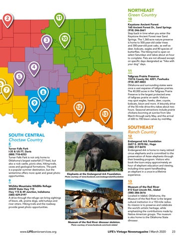 Page 23 of Oklahoma Sights You Shouldn't Miss
