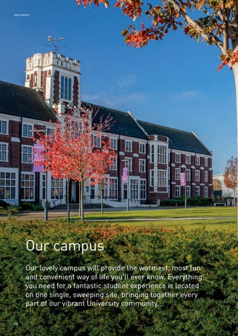 Page 10 of Our campus