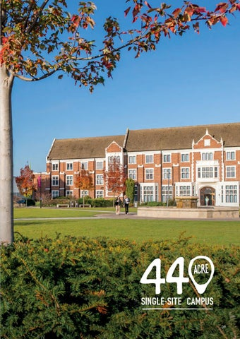 Page 11 of Our campus