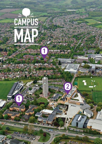 Page 16 of Campus map