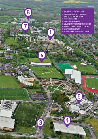 Page 17 of Campus map