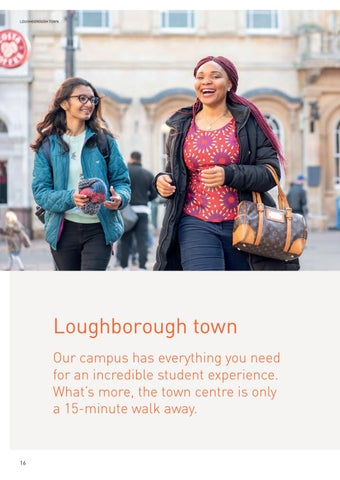Page 18 of Loughborough town