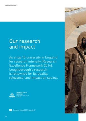 Page 50 of Our research and impact