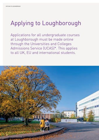 Page 58 of Applying to Loughborough