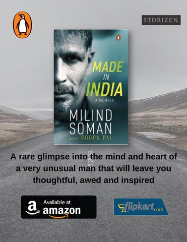 Page 29 of Hot Off The Press | Made in India by Milind Soman with Roopa Pai