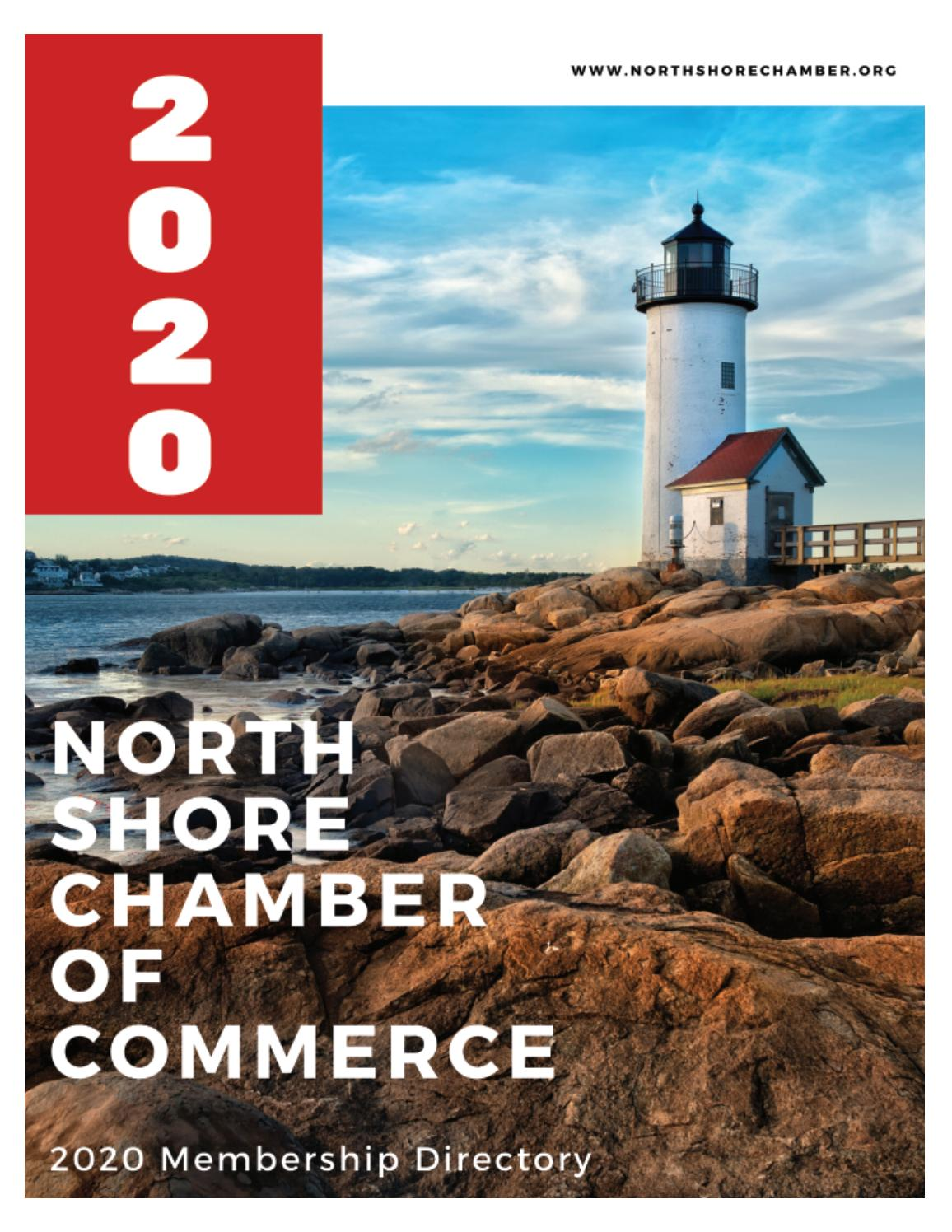2020 North Shore Business Membership Directory Ebook By North