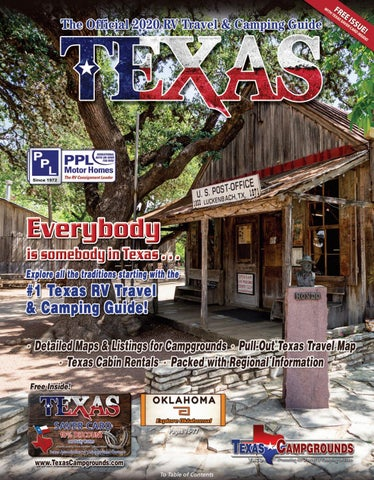 Ft Stockton Christmas Parade 2020 Pecos County Feed And Supply 2020 RV Travel & Camping Guide to Texas by AGS/Texas Advertising