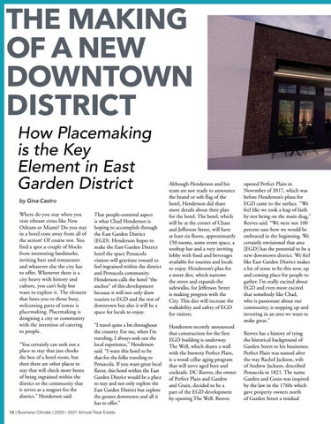 Page 16 of THE MAKING OF A NEW DOWNTOWN DISTRICT