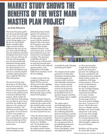 Page 19 of WEST MAIN MASTER PLAN PROJECT