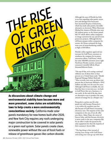 Page 28 of THE RISE OF GREEN ENERGY