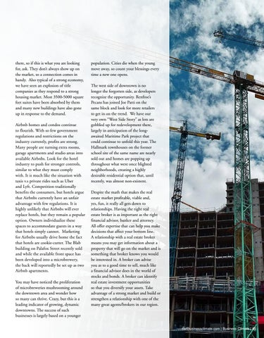 Page 45 of COMMERCIAL REAL ESTATE OUTLOOK
