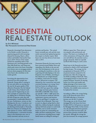 Page 46 of RESIDENTIAL REAL ESTATE OUTLOOK