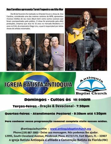 Page 23 of SHOW DA CANTORA ANA CAROLINA