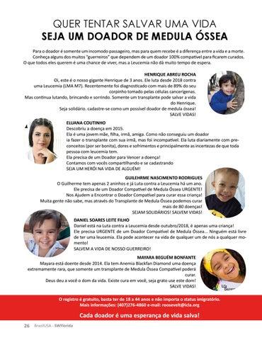 Page 26 of DOAÇÃO DE MEDULA ÓSSEA