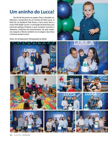 Page 6 of UM ANINHO DO LUCCA