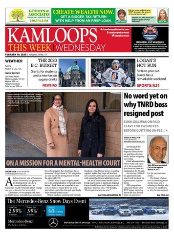 Kamloops This Week February 19, 2020 by KamloopsThisWeek issuu