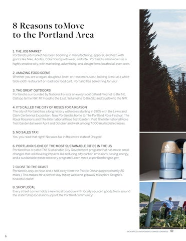 Page 6 of Reaons to Move to Portland