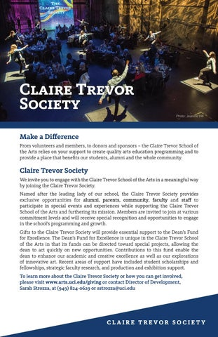 Page 41 of Claire Trevor Society