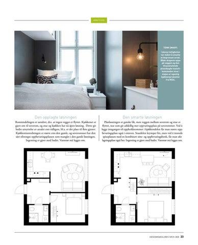 Page 23 of Vis boligkundene hvordan de kan få mye ut av lite