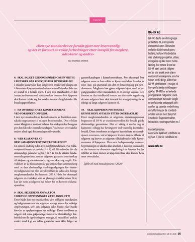 Page 35 of Ny meglerstandard: 10 tips til megleren