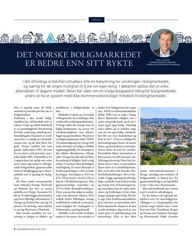 Page 6 of Det norske boligmarkedet er bedre enn sitt rykte