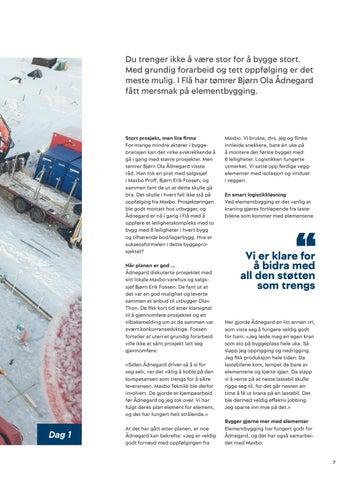 Page 7 of Å slå med for liten slagkloss eller mot toppsjikt. Riktig slag
