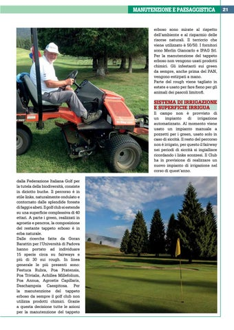 Page 21 of Golf Club